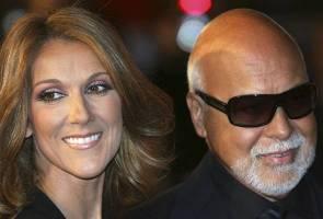 Suami penyanyi Celine Dion meninggal dunia pada usia 73